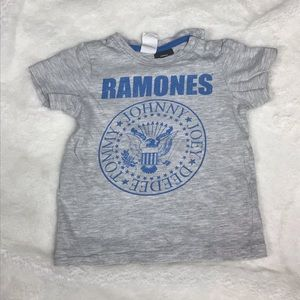 H&M Ramones Shirt Boy